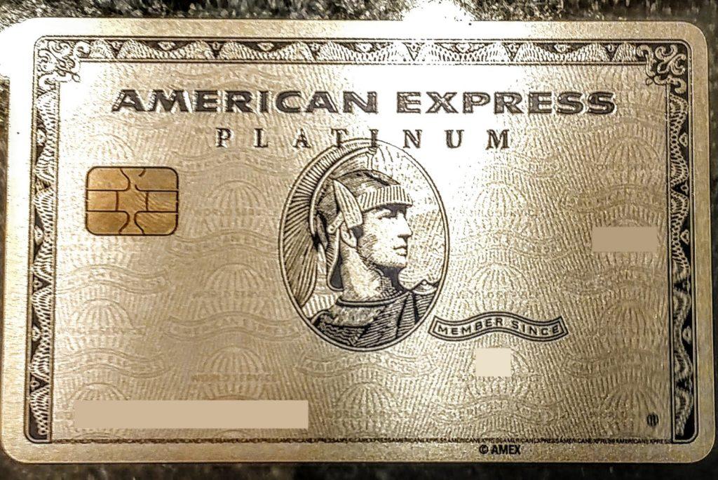 American Express, credit card, platinum, metal, metal card, money