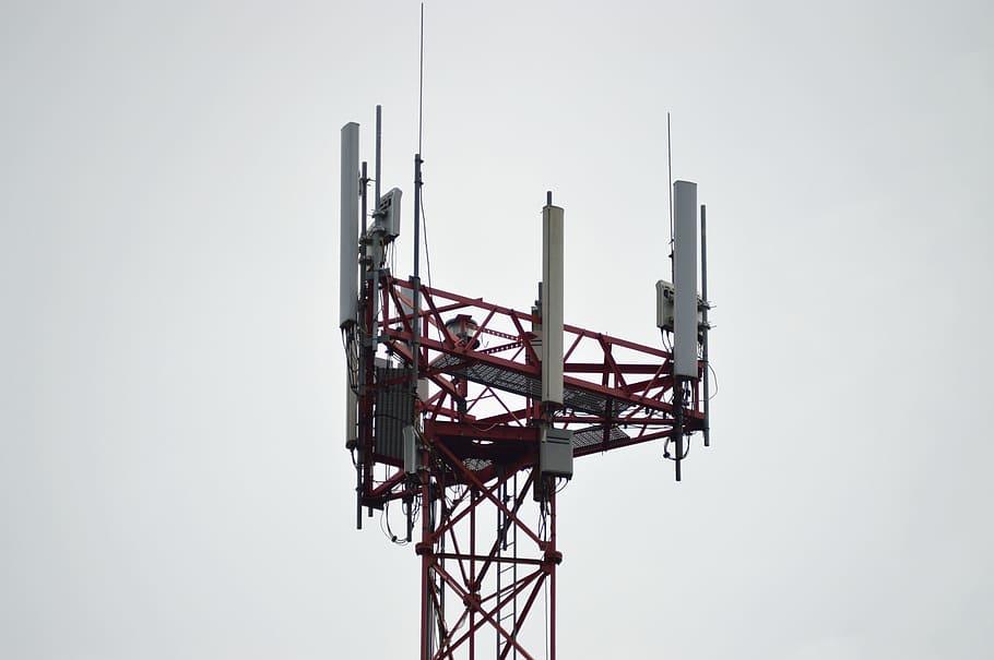 Antenna, tower, antenna tower, telecommunication, bt