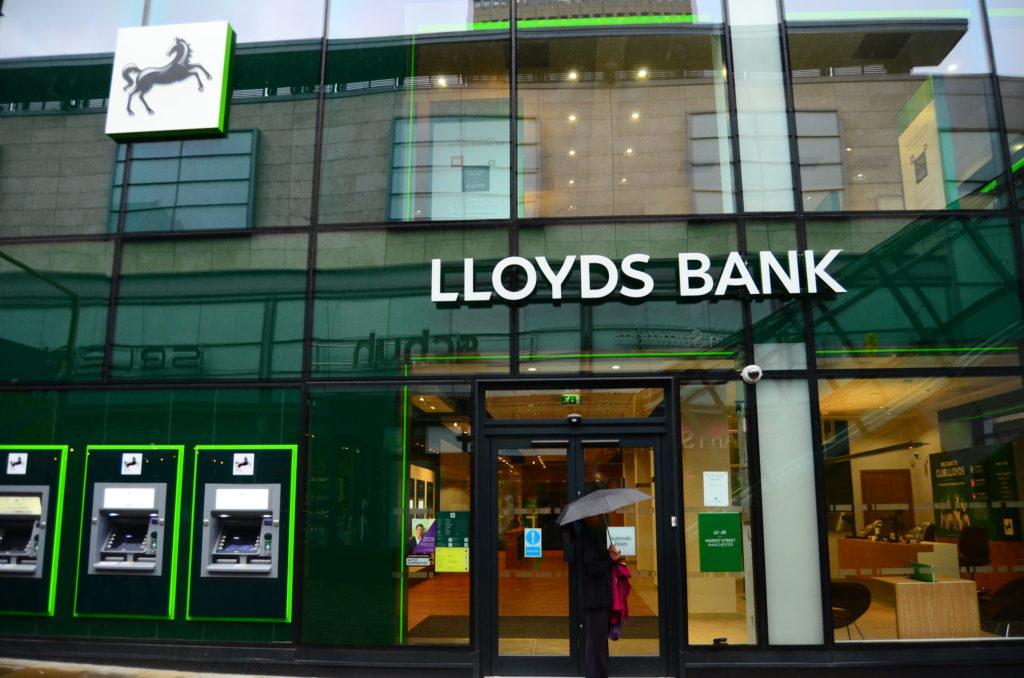 Bank, money, atm, bank services, umbrella, customer, rain