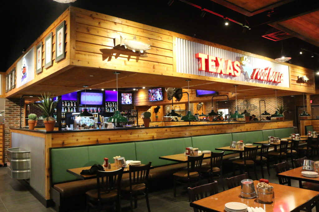 Texas roadhouse, steak, ribs, bar, restaurant, southern, texas