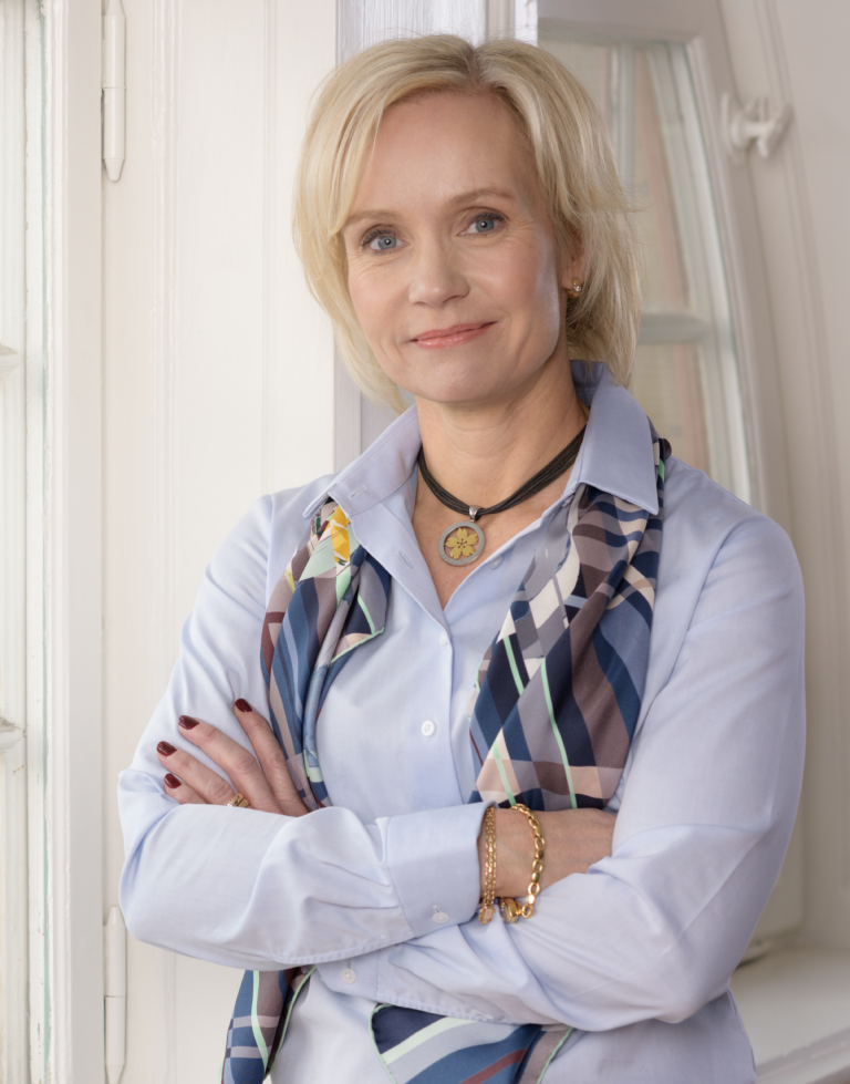 Maria Grudén <br> CEO, Great Place to Work Sweden